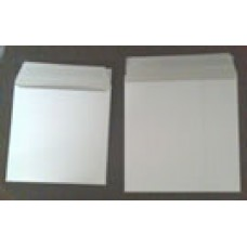 White Full Board Envelopes