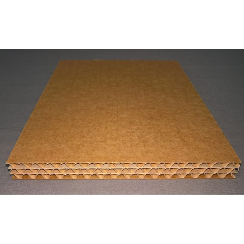 Triwall Corrugated Sheet 1200 x 15 x 1900mm