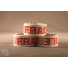 Fragile Tape 50mm x 66mtr