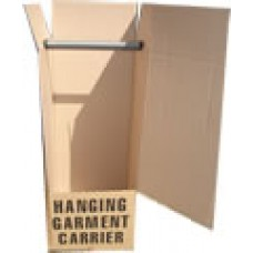 Wardrobe Carton + Fitting