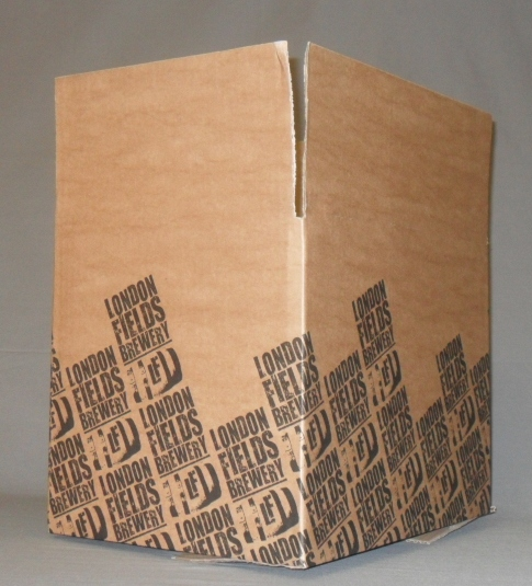 Printed custom made carton